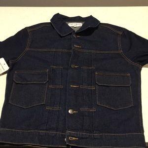 Brand New American Apparel Denim Jacket